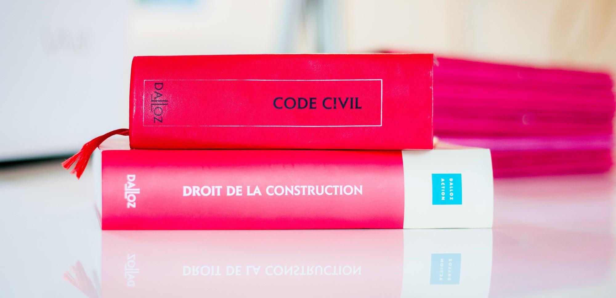 Droit civil droit construction